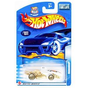 ホットウィール マテル ミニカー 57106 Hot Wheels 2003 Sharkruiser...