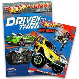 ホットウィール マテル ミニカー Hot Wheels Books for Kids Hot Whe...