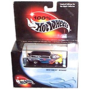 ホットウィール マテル ミニカー 29697 100% Hot Wheels - 1957 Chev...