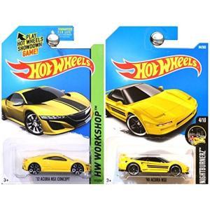 ホットウィール マテル ミニカー unknown Hot Wheels 1990 Acura NSX...
