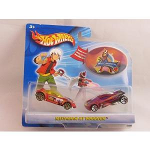 ホットウィール マテル ミニカー 4719304 Hot Wheels 2004 MegaMan N...