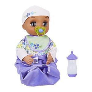 ベビーアライブ Baby Alive Real As Can Be BABY リアルな赤ちゃん人形 揺れると昼寝をしたり、声をかけると動いたりします プレゼント|maniacs-shop