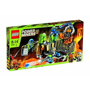 レゴLEGO? Power Miners Lavatraz 8191