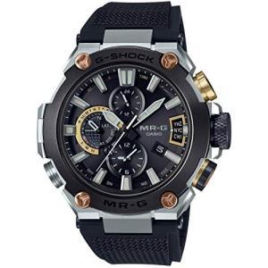 腕時計 カシオ メンズ MRGG2000R-1A Casio Sports Watch Mr-G Ble 'Fluoro', Black (MRG-G2000R-1A)|maniacs-shop