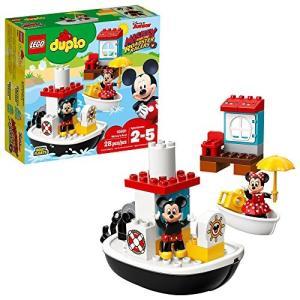 今だけポイント10倍 レゴLEGO DUPLO Mickey's Boat 10881 Buildi...
