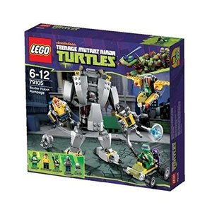 今だけポイント10倍 レゴLEGO Teenage Mutant Ninja Turtles Bax...