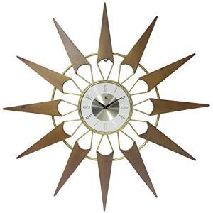 今だけポイント10倍 壁掛け時計Infinity Instruments Nova Mid-Cent...