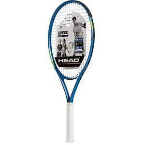 テニス ラケット 輸入 234257 HEAD Speed Kids Tennis Racquet - Beginners Pre-Strung Head Light Balance|maniacs-shop