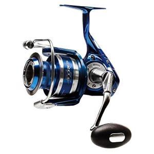 リール Okuma オクマ Z-6000H-BLUE OKUMA Reels Azores Blue Spin 6Bb+1Rb 5.8:1, one Size|maniacs-shop