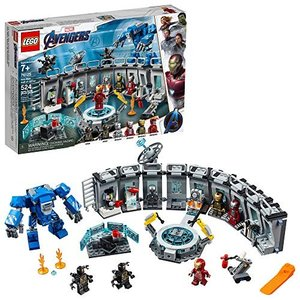 今だけポイント10倍 レゴLEGO Marvel Avengers Iron Man Hall of...
