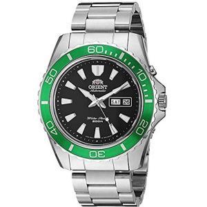 腕時計 オリエント メンズ FEM75003B9 Orient Men's Mako XL Japanese-Automatic Watch with Stainless-St|maniacs-shop