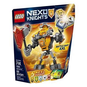 レゴLEGO Nexo Knights Battle Suit Aaron 70364 Buildi...