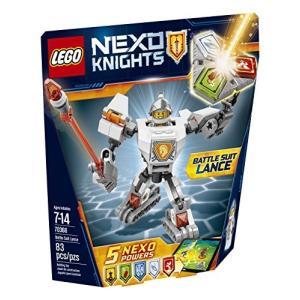 レゴLEGO Nexo Knights Battle Suit Lance 70366 Buildi...