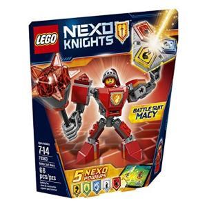 レゴLEGO Nexo Knights Battle Suit Macy 70363 Buildin...