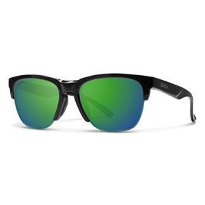 スミス スポーツ 釣り 20151880755MC Smith Haywire Sunglasses, Black / ChromaPop Green Mirror, Smith Op|maniacs-shop