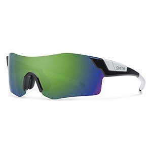 スミス スポーツ 釣り Pivlock Arena Smith Optics Pivlock Arena Chromapop Sunglasses, Black, Green maniacs-shop
