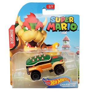ホットウィール マテル ミニカー FLJ29 Hot Wheels Super Mario Char...