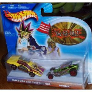 ホットウィール マテル ミニカー C3227 Hot Wheels Yu-Gi-Oh! Makyur...
