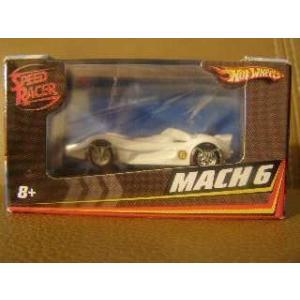 ホットウィール マテル ミニカー N2255 HOT WHEELS SPEED RACER MACH...