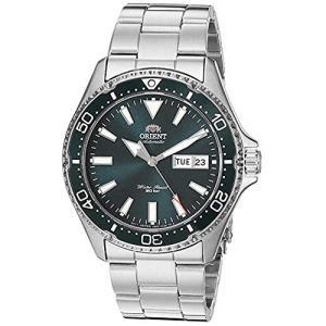 腕時計 オリエント メンズ RA-AA0004E19A Orient Men's Kamasu Japanese Automatic Diving Watch with Sta|maniacs-shop