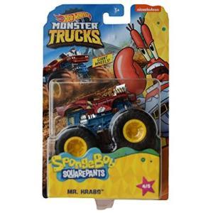 ホットウィール マテル ミニカー gkd24 Hot Wheels Monster Trucks S...