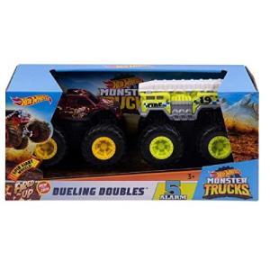 ホットウィール マテル ミニカー GCN50 Hot Wheels Monster Trucks D...
