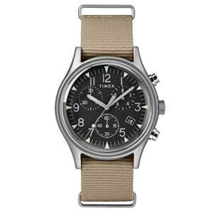 腕時計 タイメックス メンズ TW2T10700 Timex Mens Chronograph Quartz Watch with Nylon Strap TW2T1070|maniacs-shop