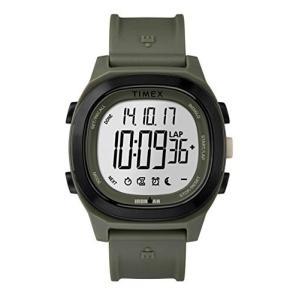 腕時計 タイメックス メンズ TW5M19400 Timex Mens Digital Quartz Watch with Plastic Strap TW5M19400|maniacs-shop
