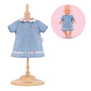コロール 赤ちゃん 人形 140390 Corolle - Mon Grand Poupon Tropicorolle Dress - Clothing Outfit For 14|maniacs-shop