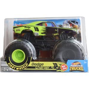 ホットウィール マテル ミニカー GBV35 Hot Wheels Monster Trucks 1...