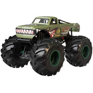 ホットウィール マテル ミニカー GTP60 Hot Wheels Monster Trucks M...