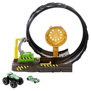 ホットウィール マテル ミニカー GPC54 Hot Wheels Monster Trucks E...