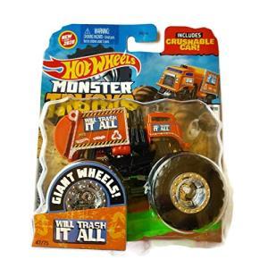 ホットウィール マテル ミニカー Hot Wheels Monster Trucks Will Tr...