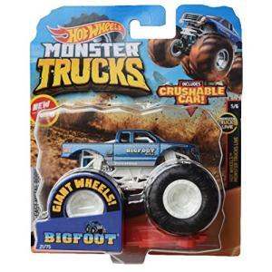 ホットウィール マテル ミニカー GJF02 Hot Wheels Monster Trucks 1...