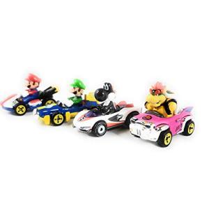 ホットウィール マテル ミニカー GLN3 Hot Wheels Mariokart 4-Pack ...