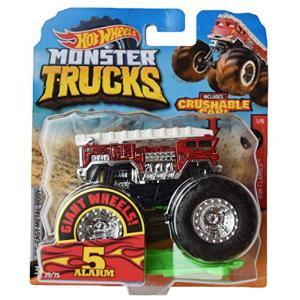 ホットウィール マテル ミニカー gjf06 Hot Wheels Monster Trucks 1...