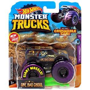 ホットウィール マテル ミニカー FYJ44 Hot Wheels Monster Trucks O...