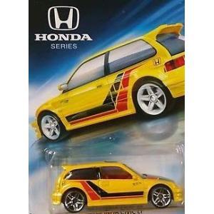 ホットウィール マテル ミニカー GDG44 Hot Wheels Honda Series 201...