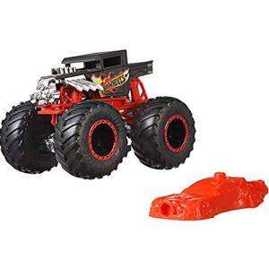 ホットウィール マテル ミニカー gjf00 Hot Wheels Monster Trucks 1...