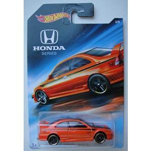 ホットウィール マテル ミニカー GDG47-K910 Hot Wheels Honda Serie...