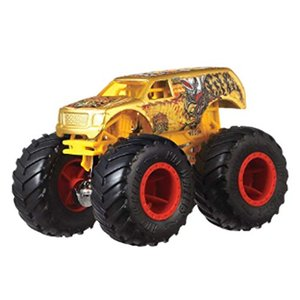 ホットウィール マテル ミニカー GBT48 Hot Wheels Monster Trucks 4...