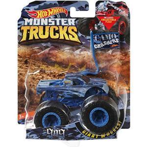 ホットウィール マテル ミニカー FYJ97-0910 Monster Truck HOT Whee...