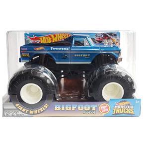 ホットウィール マテル ミニカー F963 HOT Wheels Bigfoot 4X4 Monst...