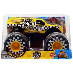 ホットウィール マテル ミニカー F963 Hot Wheels Monster Trucks Ta...