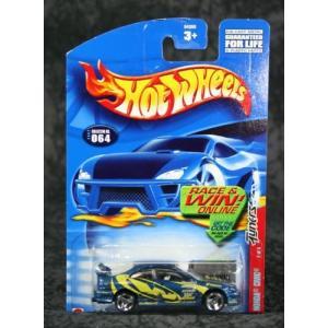 ホットウィール マテル ミニカー 54358 Hot Wheels 2002 Collector #...