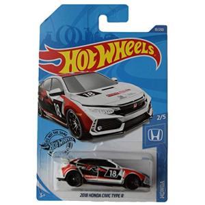 ホットウィール マテル ミニカー ghf50 Hot Wheels 2018 Honda Civic...