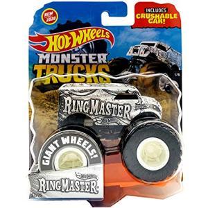 ホットウィール マテル ミニカー Hot Wheels Monster Trucks 2020 1:...