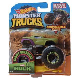 ホットウィール マテル ミニカー fyj44 Hot Wheels Monster Trucks 1...