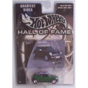 ホットウィール マテル ミニカー Hot Wheels Hall of Fame Greatest ...