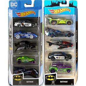 ホットウィール マテル ミニカー HW-SWBM-id2pk Bat10 Gotham Batman...